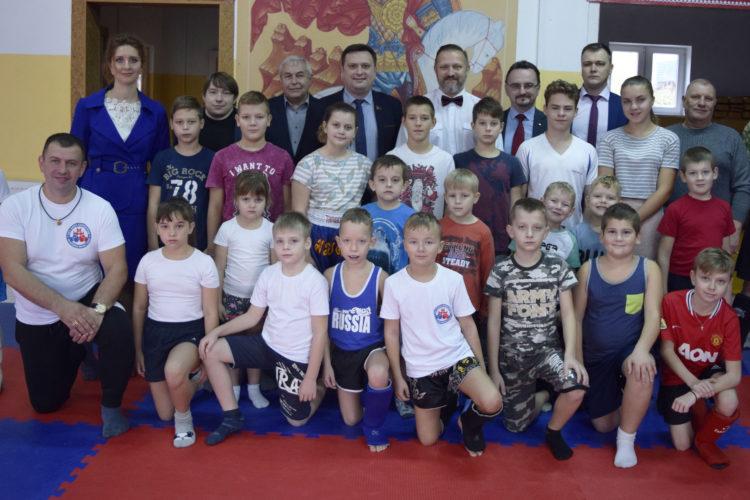 При Калининградском обкоме КПРФ открылся спортивный клуб