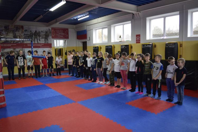 Спортивные соревнования в честь Дня комсомола