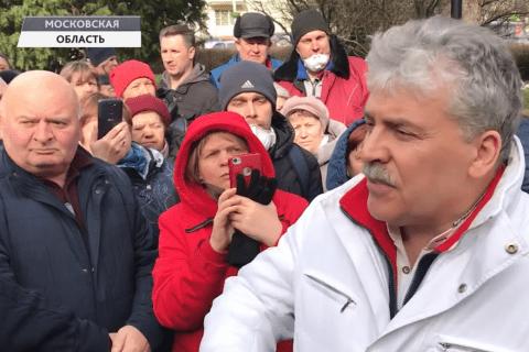 Очередная попытка рейдерского захвата Совхоза им. Ленина вооруженными людьми!