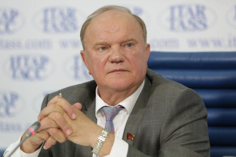 Г.А. Зюганов: Задача номер один — помочь тем, кому очень тяжело
