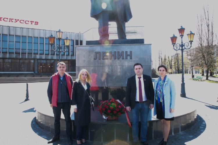 150 лет В.И. Ленину в Калининградской области
