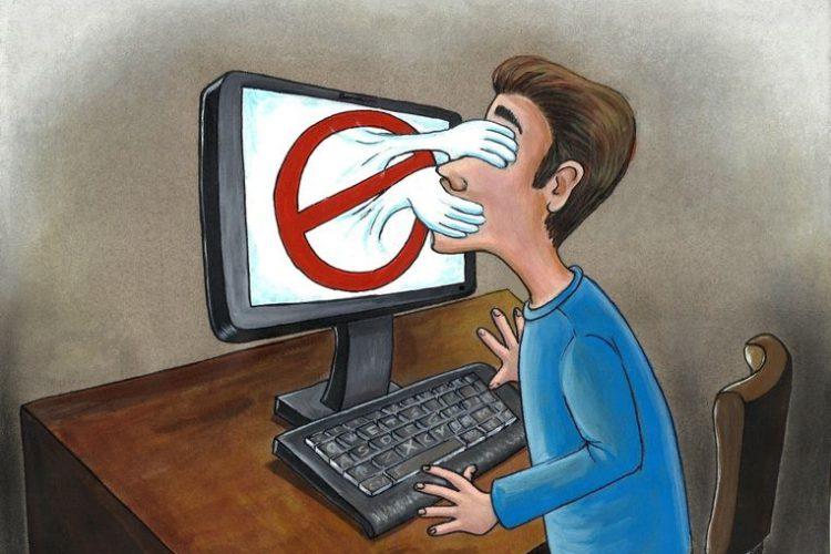 Под шумок: россиянам запретили «агитацию» в соцсетях