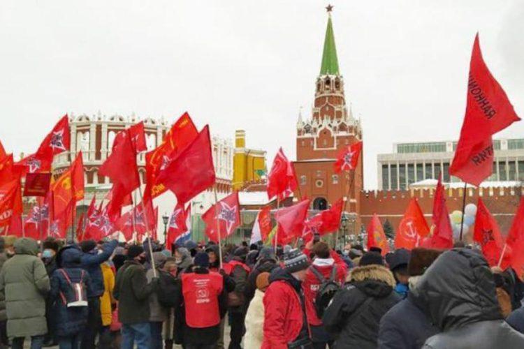 Запреты, голодовки, аресты: Кого, где разгоняли 23 февраля