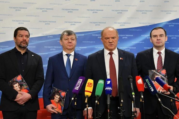 Г.А. Зюганов: «Нечего прикрываться вирусом!»