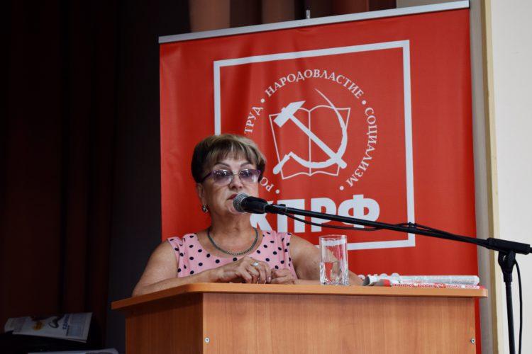 Депутат Госдумы Ольга Алимова посетила с рабочим визитом Калининград