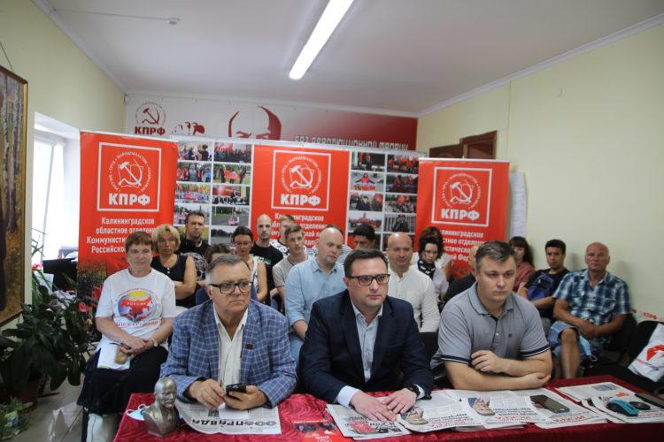 К выборам готовы. Коммунисты собираются дать бой партии власти