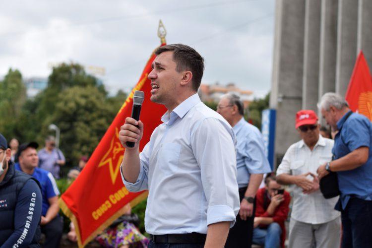 В Калининградской области состоялись встречи с Николаем Бондаренко!